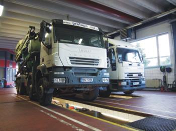 Servis, opravy a dignostika nákladních vozidel, SEPAJACOM s.r.o.