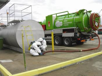 Čištění a odvoz průmyslových odpadů, SUEZ Využití zdrojů a.s.