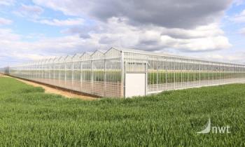 Výstavba skleníků, NWT a.s.