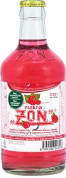 výroba nealko limonády - malina, ZON, spol. s r.o.