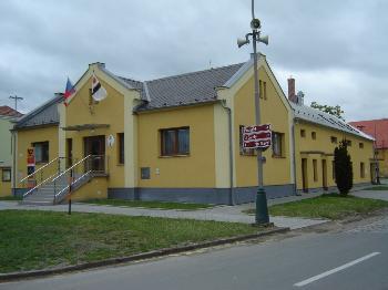 Obec Skrbeň
