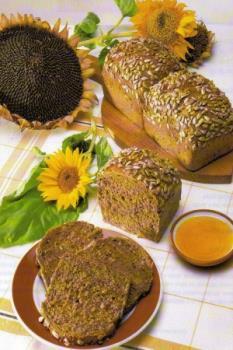 V na�� pek�rn� si vyberete z r�zn�ch druh� �erstv�ho pe�iva jako je nap��klad slune�nicov� chleb�nek nebo dom�c� chl�b z p��rodn�ch kvas�., Pek�rna Nov� Mal�n Folpek