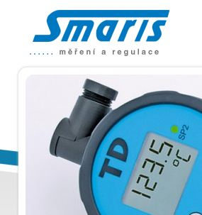 m��en� a regulace, SMARIS, s.r.o.