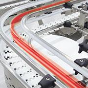 Flexibilní článkové dopravníky, FlexLink Systems s.r.o. Flexibilní článkové dopravníky