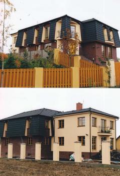 St�echy, KOL�� VLADIM�R - STAMONT St�echy a krovy na kl�� Sedl�any