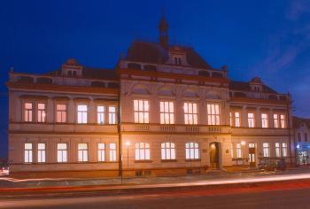 Mestsky urad Stare Mesto