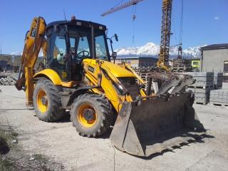 Stavební stroje JCB, GREENSTAV - NÁHRADNÍ DÍLY s.r.o.