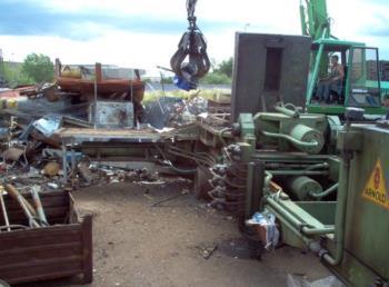 V�kup a zpracov�n� odpad� Chomutov, �toky s.r.o. V�kup, zpracov�n� a prodej odpad�