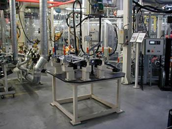 Výroba strojů pro strojírenský a automobilový průmysl, STROJÍRNY HOLDING a.s.