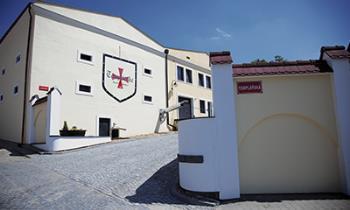 Templarske sklepy Cejkovice, vinarske druzstvo
