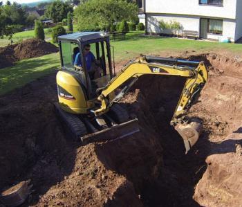 Tomas Brejcha - zemni a vykopove prace