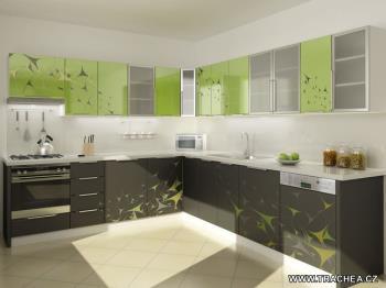 výroba kuchyňského nábytku, Trachea, a.s.