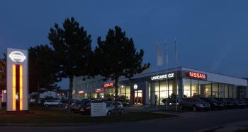 Autorizovan� prodej automobil� Mitsubishi, Nissan a Citroen, UNICARS CZ s.r.o.
