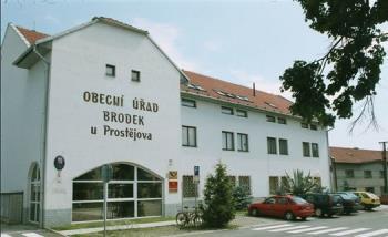 Budova úřadu, Městys Brodek u Prostějova