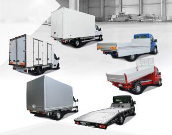 Užitkové nastavby vozidel Opava, Hagemann a.s. Závod Opava