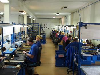 Zaměstnání pro osoby se zdravotním postižením, OTAVA, výrobní družstvo