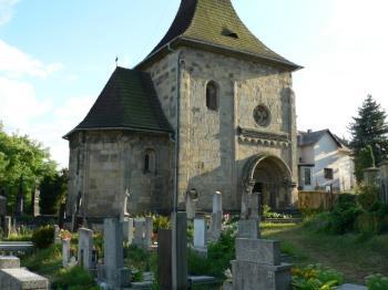Kostel svatého Mikuláše, Obec Vinec