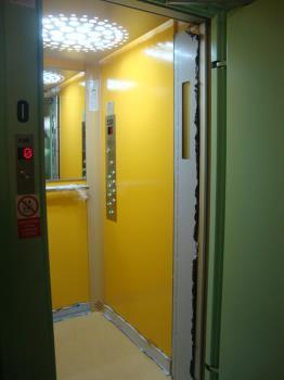 Modernizace výtahů, VÝTAHY KARLOVY VARY spol. s r.o.