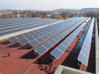Fotovoltaické elektrárny, KVE-mont s.r.o.