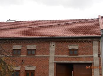 V�m�na st�e�n� krytiny, Renova st�echy; Dalibor Kellner