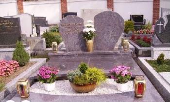 Kamenictvi Skrobanek Nahrobky a pomniky Opava