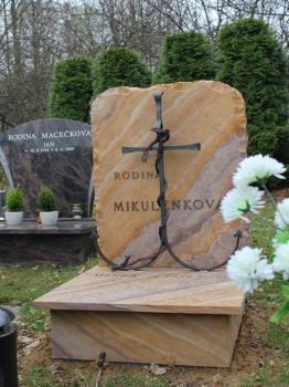 Výroba pomníků, hrobů Valašské Meziříčí, Kamenictví Lindner - Valašské Meziříčí