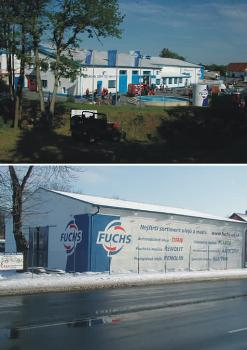 FUCHS OIL CORPORATION (CZ), spol. s r.o. Zna�kov� maziva AUTOMOTIVE
