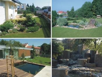 BAOBAB - pece o zelen s.r.o. Navrh, realizace zahrad a parku Praha