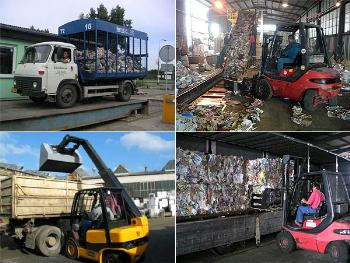Sb�r, svoz, likvidace odpad�, REMAT TRADE s.r.o.