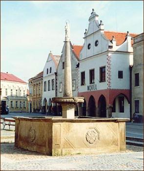 Mesto Slavonice