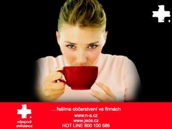 Káva dostupná pro každého, Nápojová Ambulance JEDE LEVELSPORTKONCEPT  s.r.o.