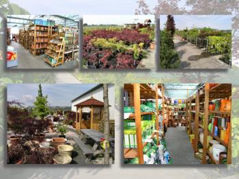 Diké, s.r.o. Zahradnické centrum