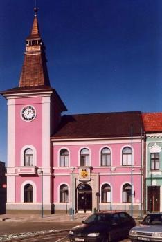 Městský úřad Třebechovice pod Orebem