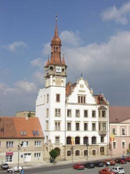 Město Hustopeče Městský úřad Hustopeče