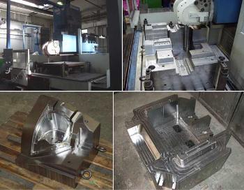 výroba vstřikovacích forem, MouldPro s.r.o. Zlín