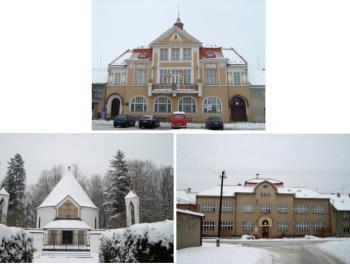 Obec P��kazy