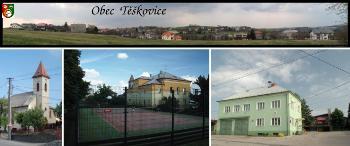 Obec Těškovice