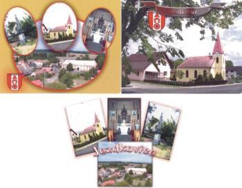 Obec Jezdkovice Obecní úřad