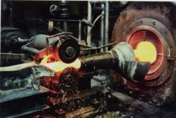 ukázky výroby ocelových trubek, ArcelorMittal Tubular Products Karviná a.s