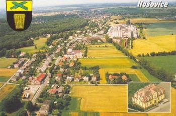 Obec Nošovice Obecní úřad Nošovice