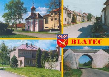 Obec Blatec