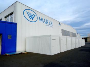 Výroba obytných kontejnerů, WAREX spol. s r.o. Výroba obytných kontejnerů