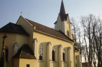 Novogotická kaple sv. Cyrila a Metoděje, Obec Želechovice