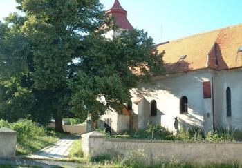 Kostel sv. Prokopa a dřevěná zvonice, Obec Žiželice