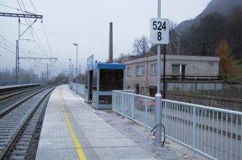 Zřízení nástupiště, Železniční projekčně-stavební kancelář s.r.o.