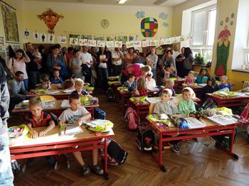 Třídy pro děti se speciálními vzdělávacími potřebami, Základní škola Straškov - Vodochody, okres Litoměřice, příspěvková organizace