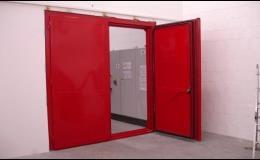 GS-neprůzvučné dveře