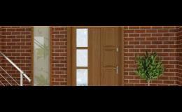 Montáž, servis, revize - protipožární dveře a stěny