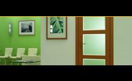 Dveře a stěny - protipožární ochrana