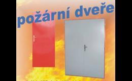 Protipožární dveře a stěny